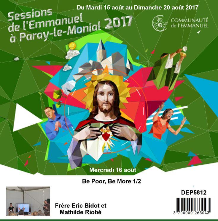 Be Poor, Be More 1/2 Session du 15 au 20 août 2017