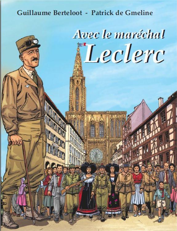 Avec le Maréchal Leclerc - BD