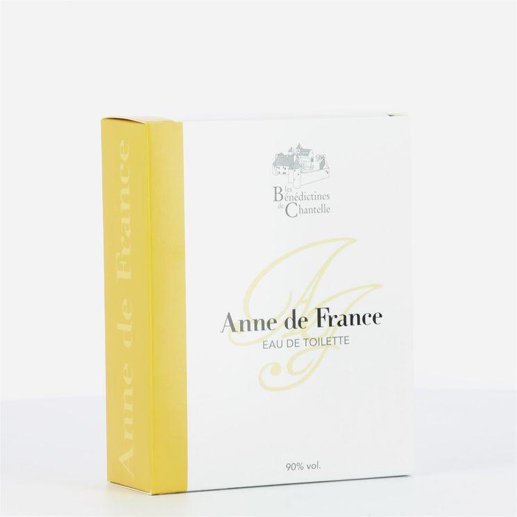 Eau de toilette Anne de France 90% vol - Flacon 100 ml