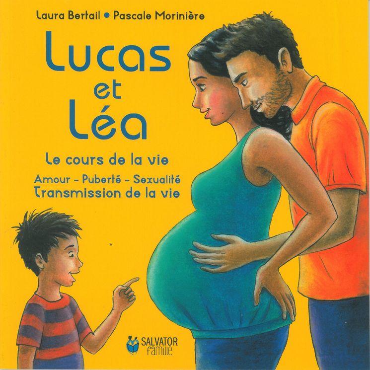Lucas et Léa le cours de la vie - Nouvelle Edition
