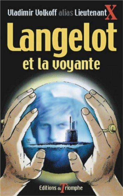 Langelot 24 - Langelot et la voyante