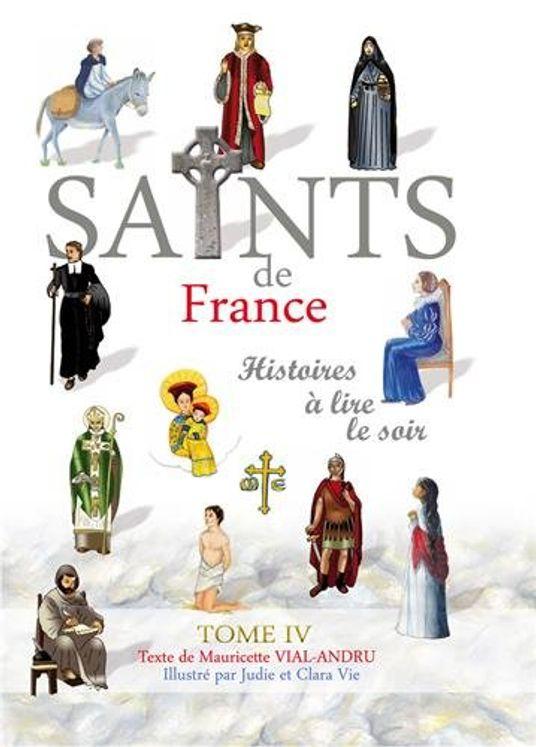 Saints de France Tome 4