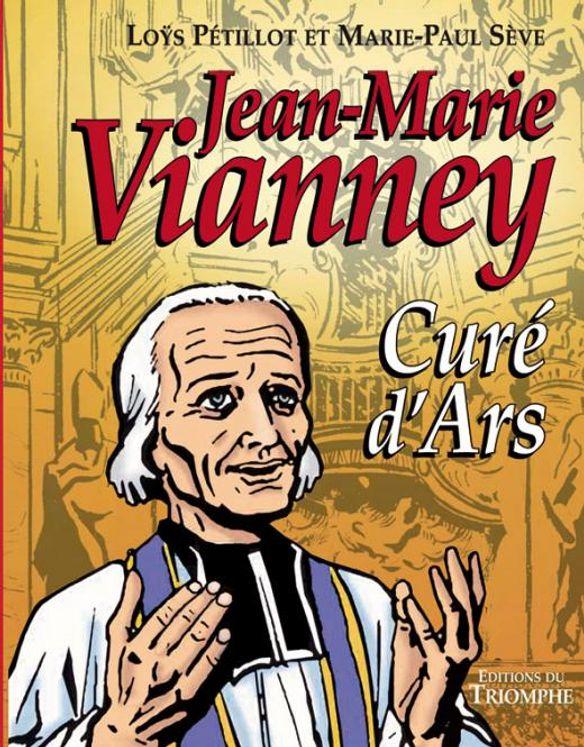Jean-Marie Vianney, curé d'Ars  BD