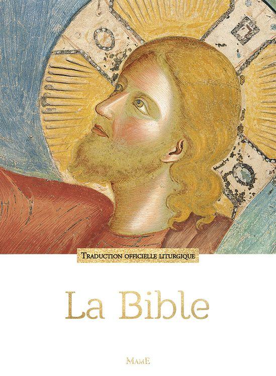 La Bible - Traduction officielle liturgique reliée - Petit format
