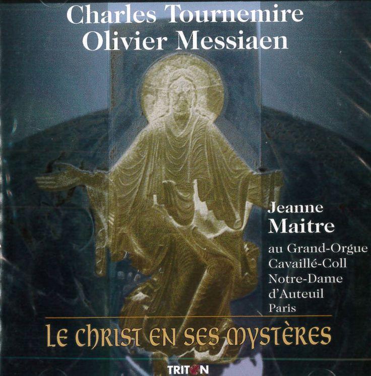 Le Christ en ses mystères - CD