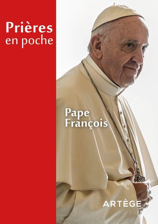 Prières en poche - Pape François