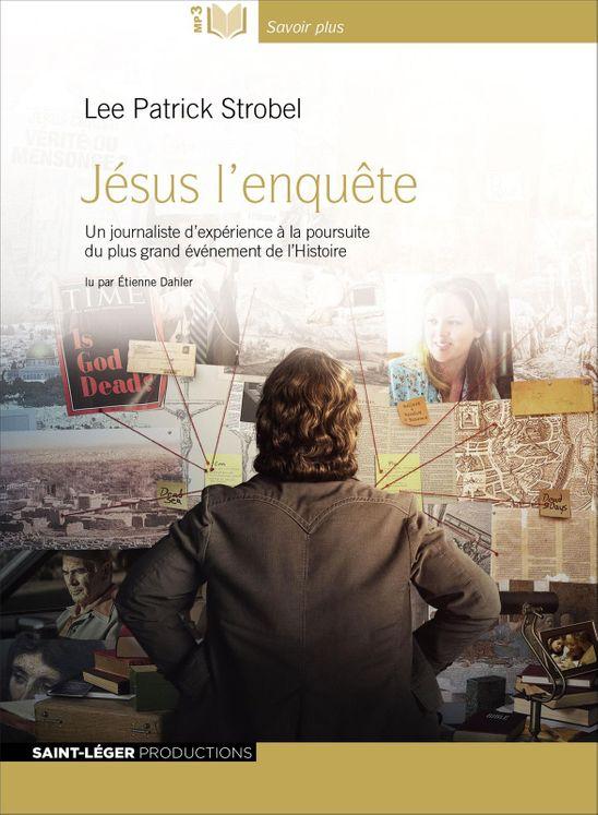 Jésus l'Enquête - Audiolivre MP3