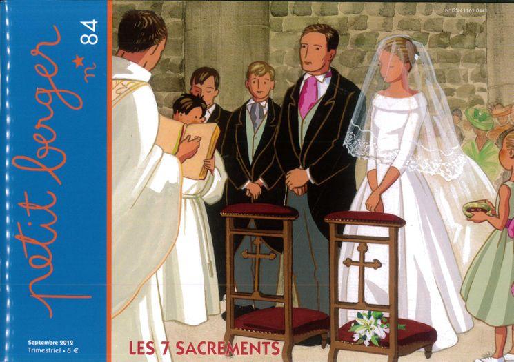 Petit berger 84 - Les 7 sacrements
