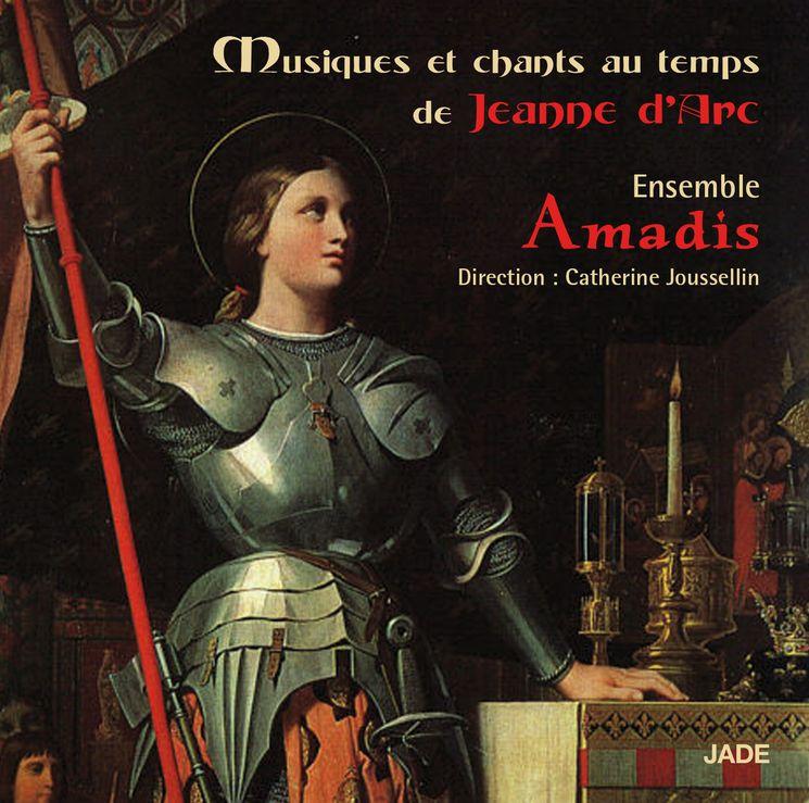 Musiques et chants au temps de Jeanne d´Arc - CD