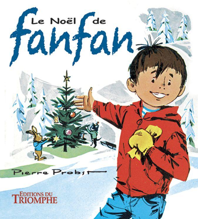 Fanfan 08 - Le Noël de Fanfan