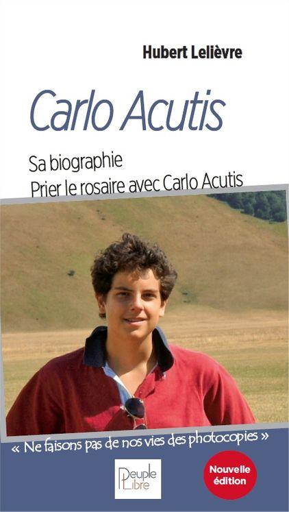 Carlo Acutis, petite biographie - Prier le rosaire avec Carlo Acutis