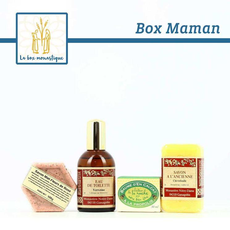 "Box Monastique Beauté ""Maman"""
