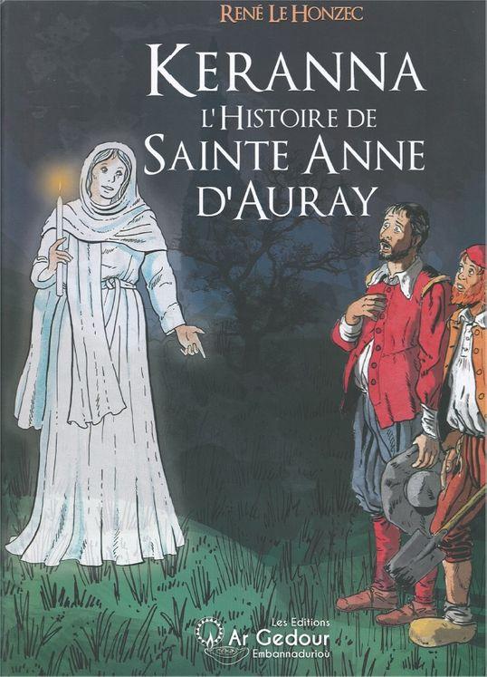 Keranna l´Histoire de Sainte Anne d'Auray - BD