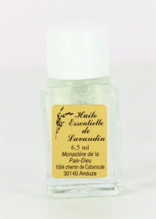 Huile essentielle de Lavandin - Flacon de 6,5 ml
