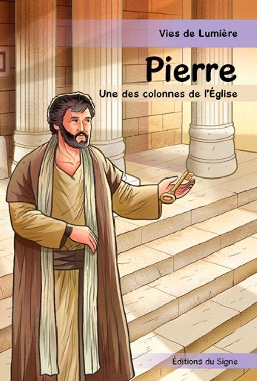 Vies de lumière - Pierre