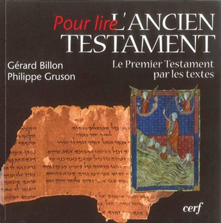 Pour lire l´Ancien Testament