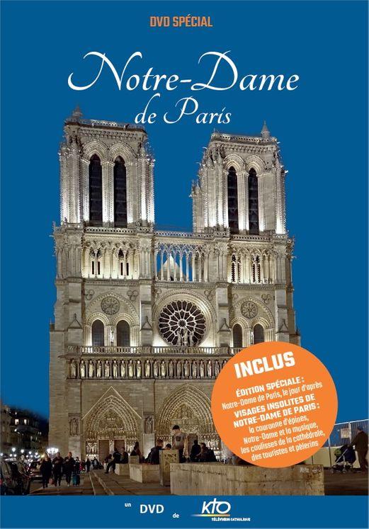 Spécial Notre-Dame de Paris - DVD