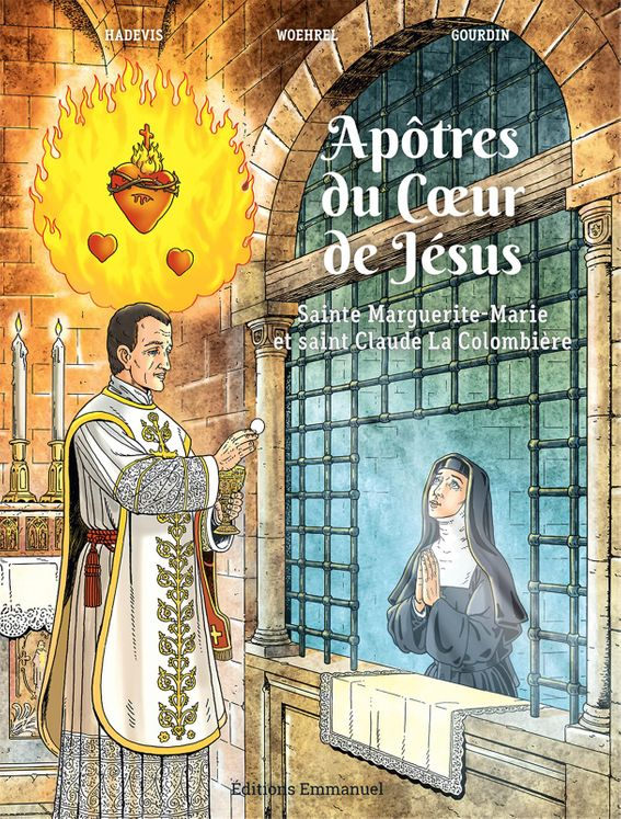 Apôtres du Coeur de Jésus - BD