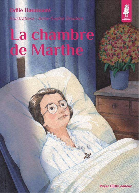 La chambre de Marthe - Petits Pâtres