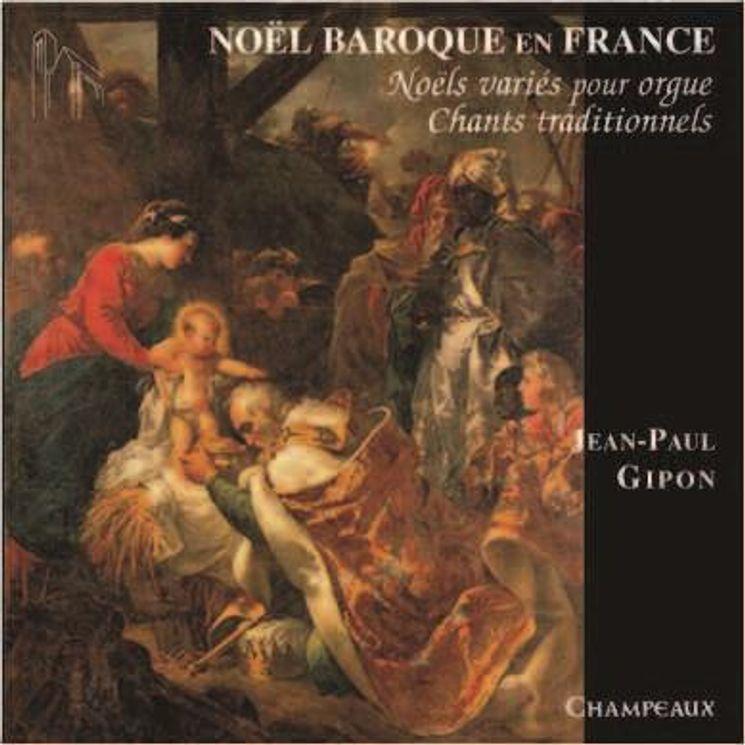 Noël baroque en France - CD