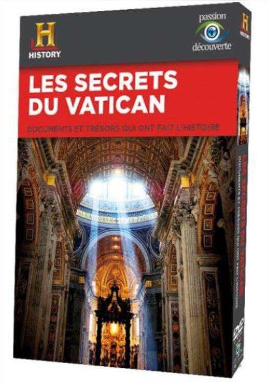 Les secrets du Vatican - DVD
