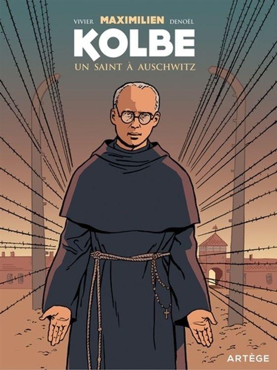 Maximilien Kolbe - Un Saint à Auschwitz - BD