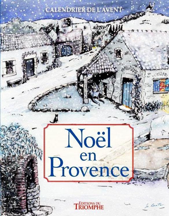 Calendrier de l'Avent - Noël en Provence