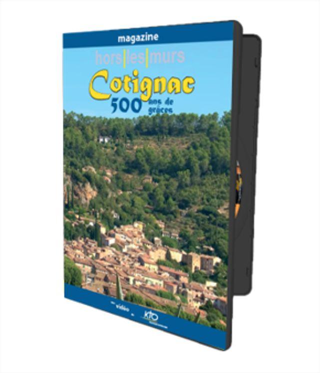 Spécial Cotignac, 500 ans de grâces - DVD