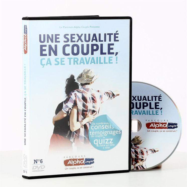 Alpha Couple Soirée n°6 - Une sexualité en couple, ça se travaille ! - DVD