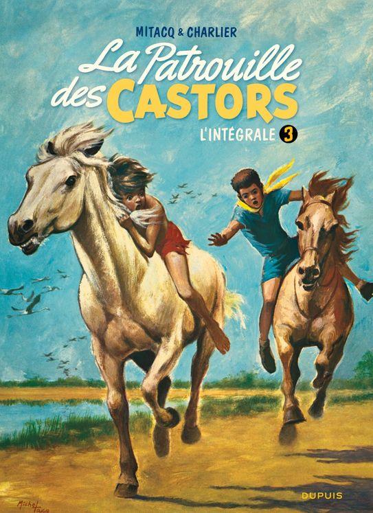 La Patrouille des Castors - Integrale T3 1960-1963