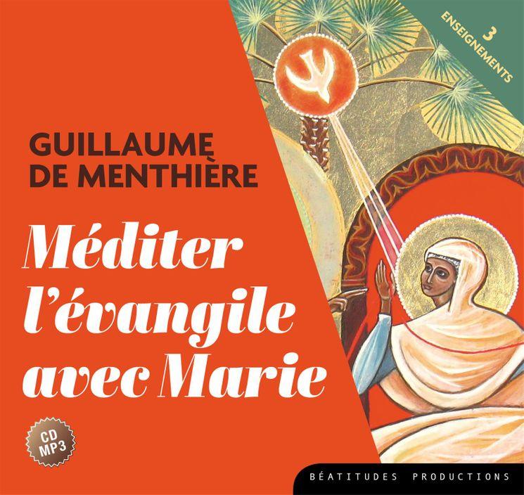 Méditer l'Évangile avec Marie 1 à 3 - CD MP3