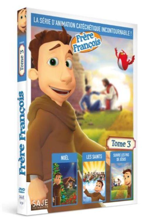 Frère François Tome 3 - DVD