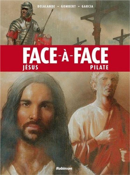 Face-à-face - Jésus, Pilate - BD