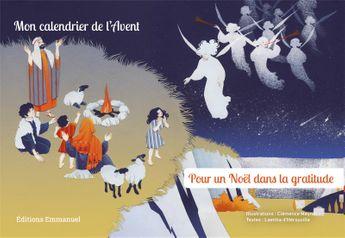 Calendrier Avent 2022 Calendriers Avents 2021 | Librairie de l'Emmanuel