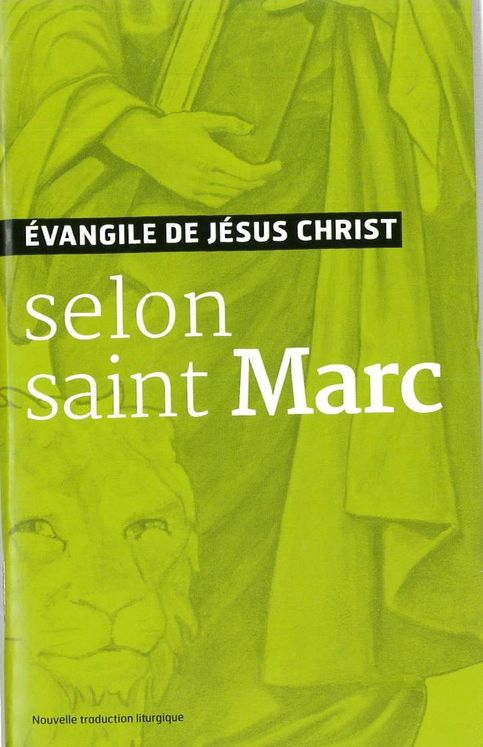 Evangile de Jésus Christ - Selon ST Marc lot 100