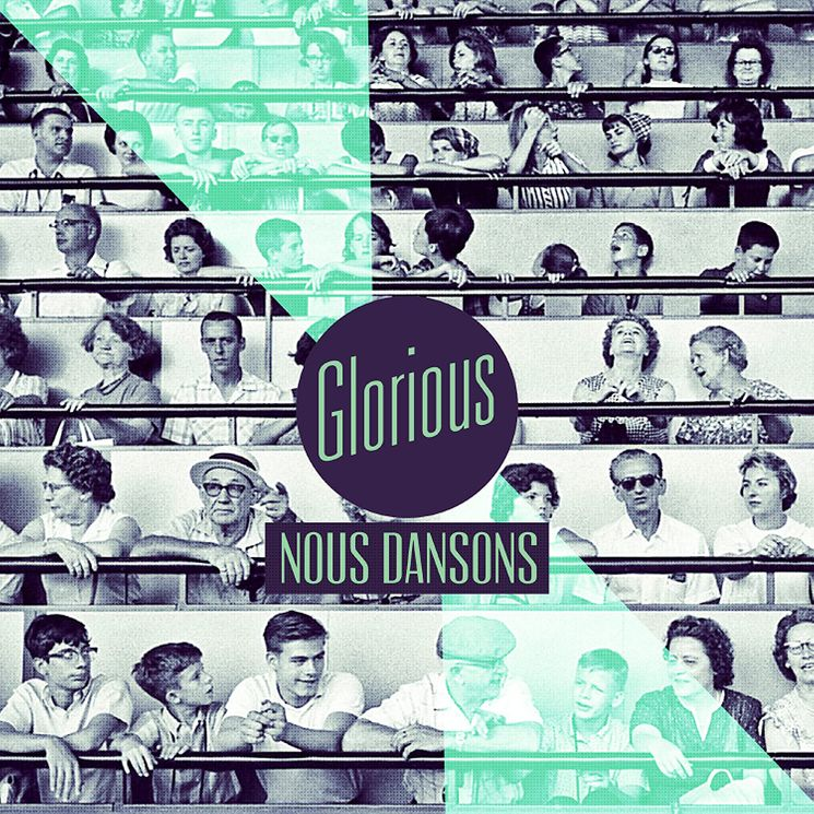 Glorious Nous dansons - Single  - CD