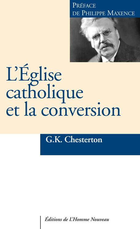 L´Eglise catholique et la conversion