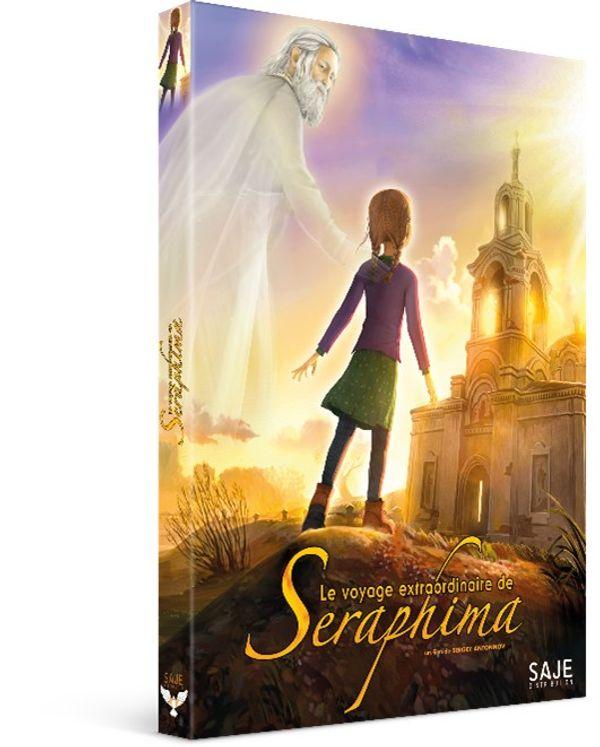 Le Voyage Extraordinaire de Seraphima - DVD