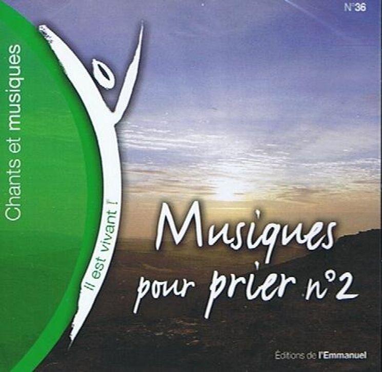 CD Il est vivant ! Musiques pour prier n° 2 - CD 36