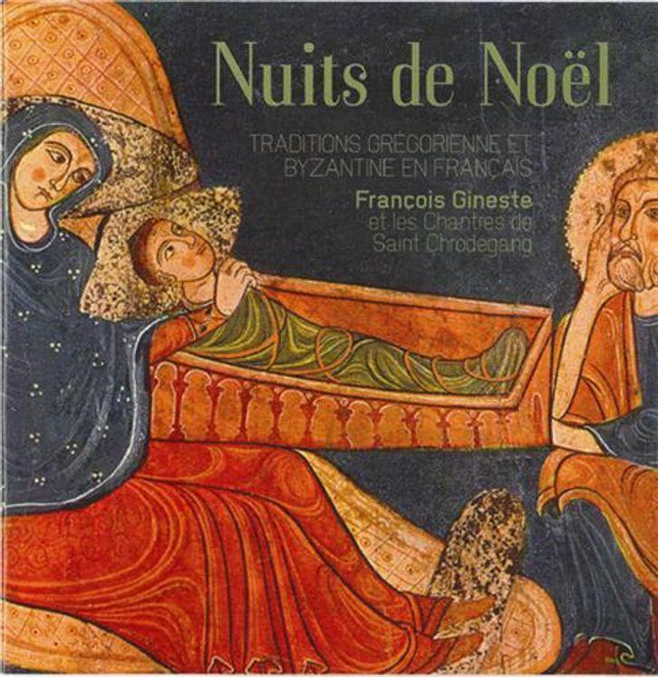 Nuits de Noël - CD