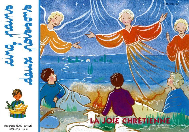 Cinq pains deux poissons 102 - La joie chrétienne