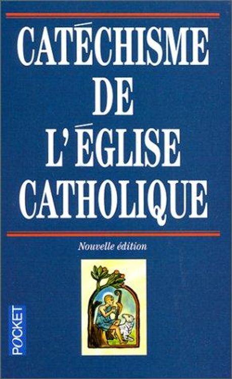 Catéchisme de l'Eglise Catholique (poche)