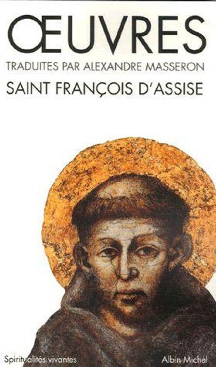 Oeuvres de saint francois d´assise (nouvelle edition)