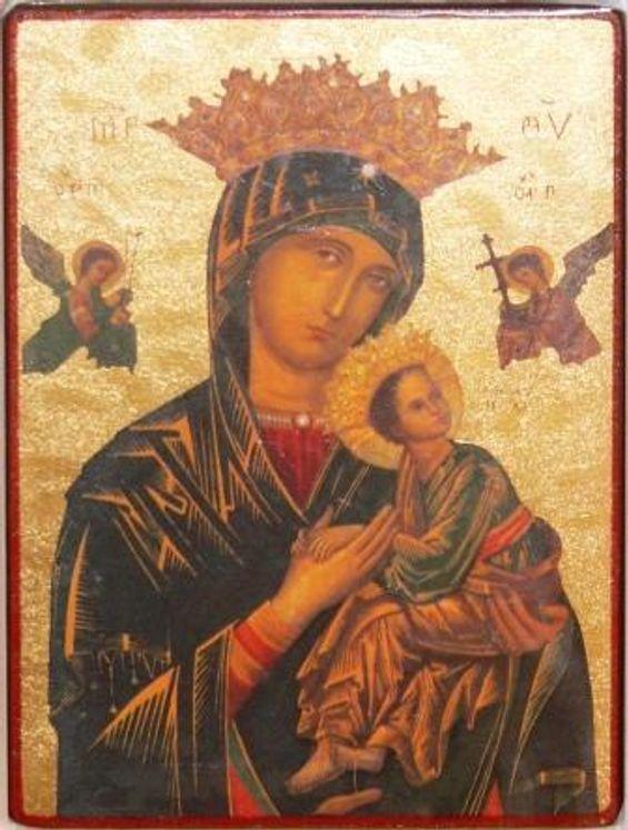 Icône Notre Dame du Perpétuel Secours