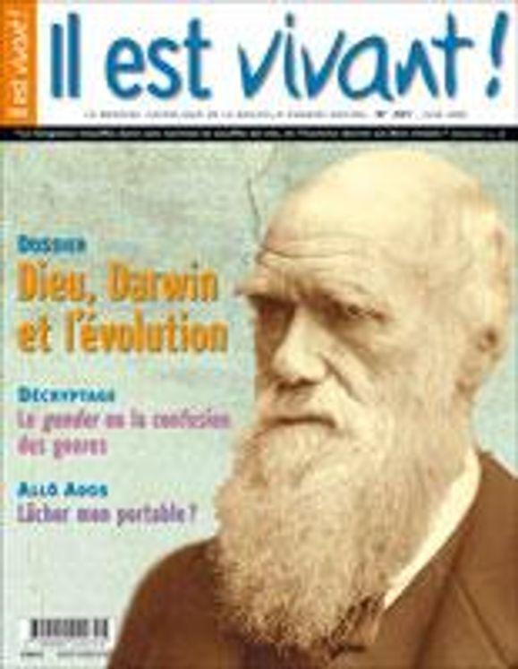 N°261 - Dieu, Darwin et l'Evolution