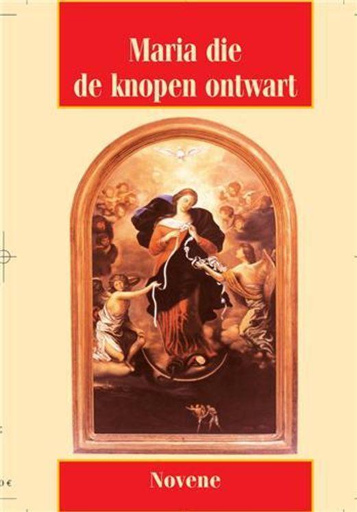 Marie Qui Defait les Noeuds en Neerlandais