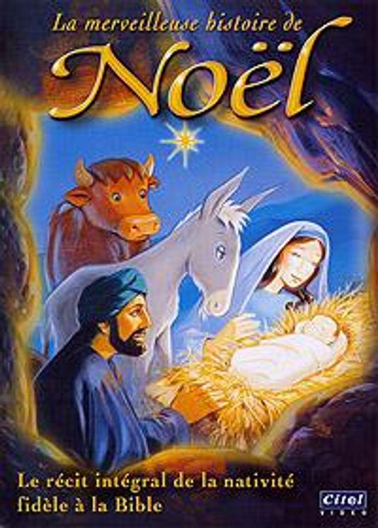 La merveilleuse histoire de Noël DVD